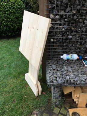 Verwonderend Inklapbare statafel - Boeren steigerhouten meubelen AA-71
